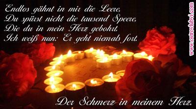 Стихи о любви на немецком с переводом