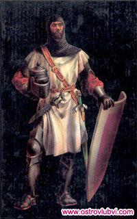 Мужчина - рыцарь