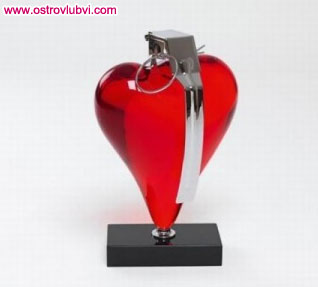 Любовь – это мощное оружие!