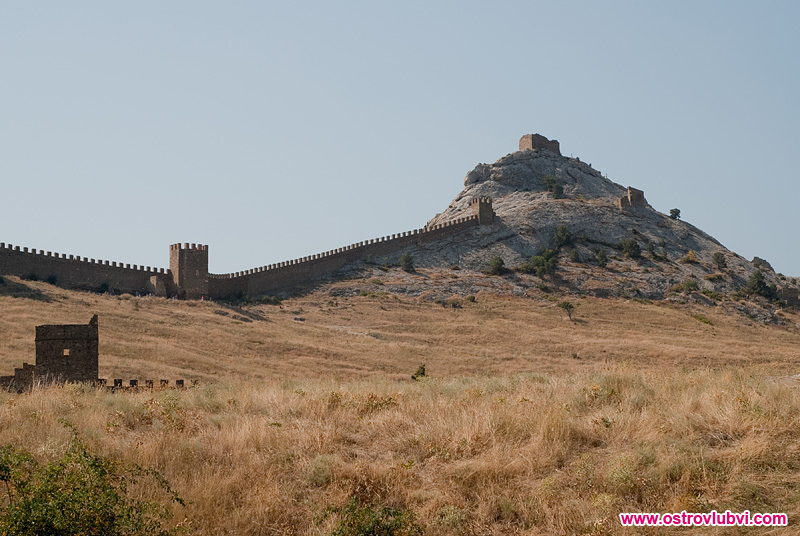 Генуезская крепость
