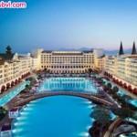 Романтический отдых в Турции