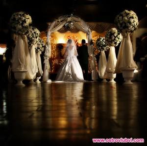 Венчание в церки