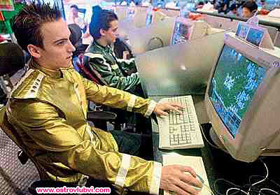 Развивающие компьютерные игры