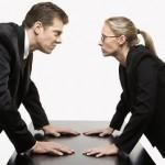 Когда не стоит спорить с женщиной?