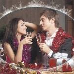 Новогодняя романтическая ночь