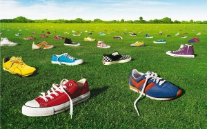 10 основных рекомендаций по выбору обуви для занятия спортом