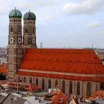 Собор святой Богородицы в Мюнхене