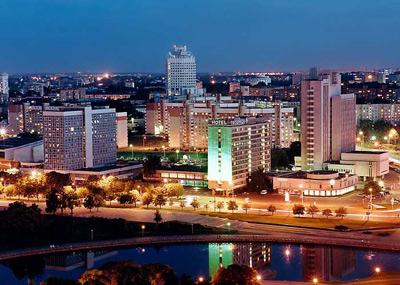 Отых в Минске