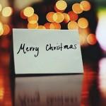 Рождественские статусы