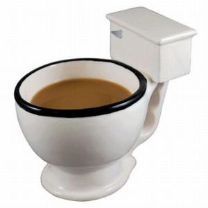 Чашка-унитаз