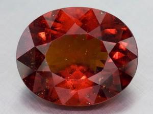 Гранат (полудрагоценный камень)