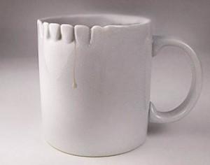 Чашка идеальной улыбки