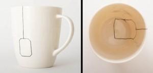 Чашка любителя чая