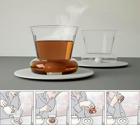 Чашка-мешалка