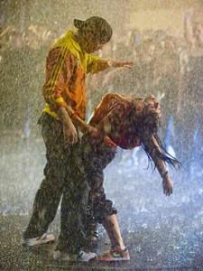 Танец и флирт