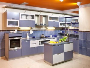 Уход за мебелью кухни