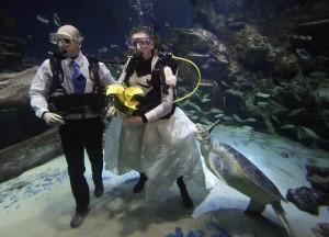 Необычная свадьба (фото №2)