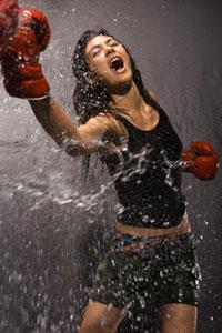 Спорт и женщина