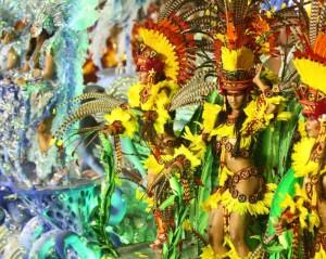 Карнавал в Бразилии 2011 (фото 12)