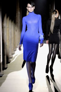 Мода в Париже Thierry Mugler Fall 2011 (Фото 19)