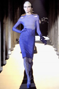 Мода в Париже Thierry Mugler Fall 2011 (Фото 22)