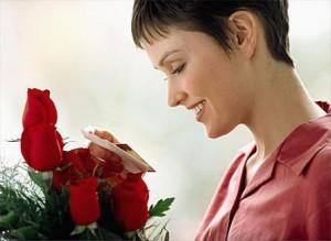 Цветы для женщины на 8 марта