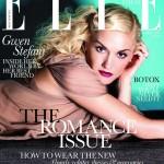 Гвен Стефани на обложке журнала Elle