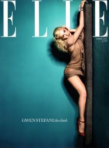 Гвен Стефани на обложке Elle (apr. 2011) фото 2