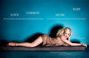 Гвен Стефани на обложке Elle (apr. 2011) фото 3
