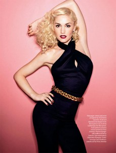 Гвен Стефани на обложке Elle (apr. 2011) фото 4