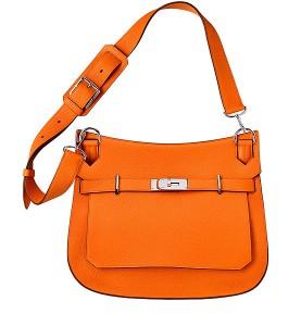 Hermes Jypsiere - модная женская сумочка 2011