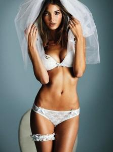Лили Олдридж и Victoria's Secret (фото 10)