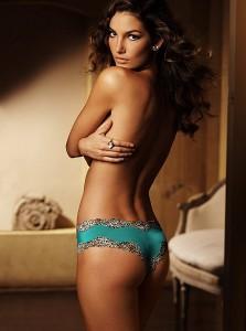 Лили Олдридж и Victoria's Secret (фото 4)