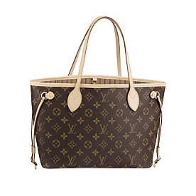Louis Vuitton Monogram Canvas - модная женская сумочка 2011