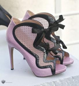 Мода в Париже от Николаса Кирквуда (фото 28)
