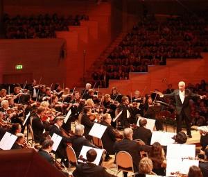 Поход на симфонический оркестр