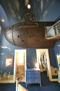 Удивительная детская комната (фото 8)