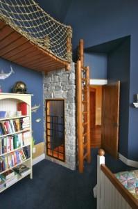 Удивительная детская комната (фото 9)