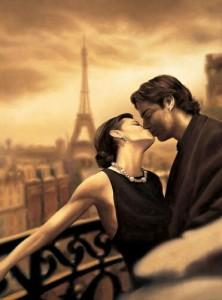 О пользе страстных поцелуев