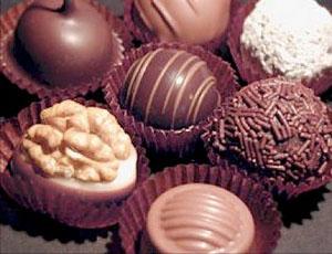 Шоколад усиливает выработку эндорфина