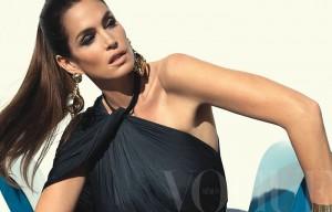 Синди Кроуфорд в журнале Vogue Mexico (Май 2011) фото 2