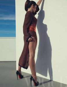 Синди Кроуфорд в журнале Vogue Mexico (Май 2011) фото 4