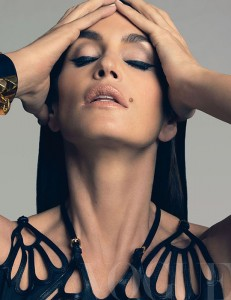 Синди Кроуфорд в журнале Vogue Mexico (Май 2011) фото 5