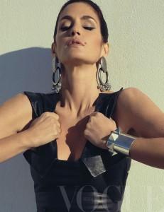 Синди Кроуфорд в журнале Vogue Mexico (Май 2011) фото 6