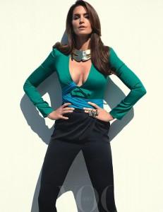 Синди Кроуфорд в журнале Vogue Mexico (Май 2011) фото 7