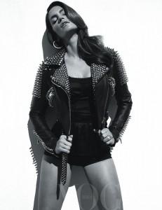 Синди Кроуфорд в журнале Vogue Mexico (Май 2011) фото 8