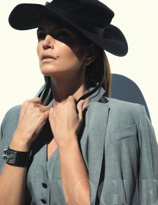 Синди Кроуфорд в журнале Vogue Mexico (Май 2011) фото 9