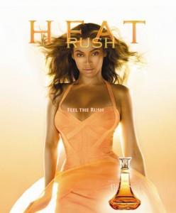 Новый парфюм Heat Rush от Бейонсе