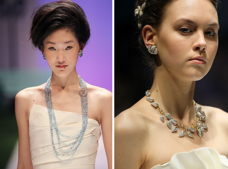 Показ Tiffany & Co: Audi Fashion Festival 2011