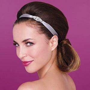 Свадебные украшения: повязка на волосы (фото 1)